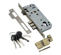 Adden Bau LOCK 4585 5-60B D BRONZE