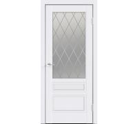 Межкомнатная дверь Веллдорис SCANDI 3V белая эмаль