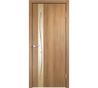 Межкомнатная дверь Веллдорис Smart Z1 Дуб золотой зеркало