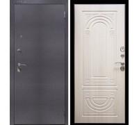 Входная дверь Аргус Термо Композит Серебро