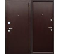 Входная дверь Феррони Гарда 7,5 см мет/мет мин.вата