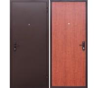 Входная дверь Феррони Стройгост 5 РФ Рустикальный дуб