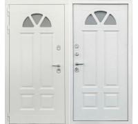 Входная дверь Дверной континент Барселона Белая