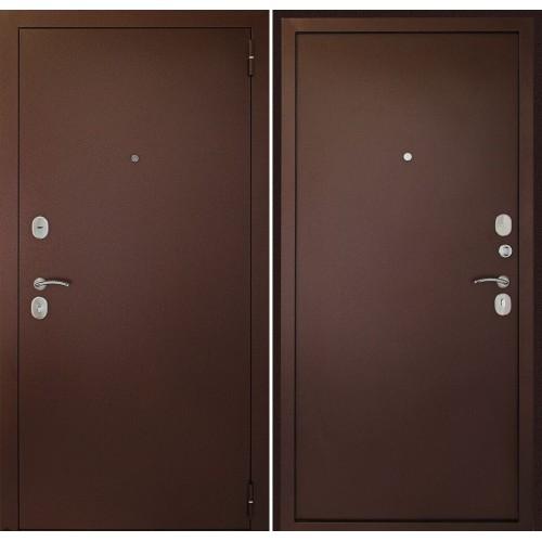 Входная дверь Дверной континент Иртыш