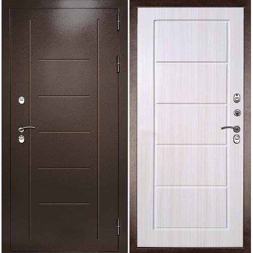 Входная дверь Дверной континент Термаль Экстра Лиственница