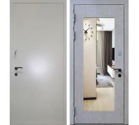 Входная дверь Кондор Х5 с Зеркалом внутренняя