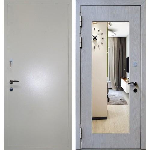 Входная дверь Кондор Х5 с Зеркалом вторая входная