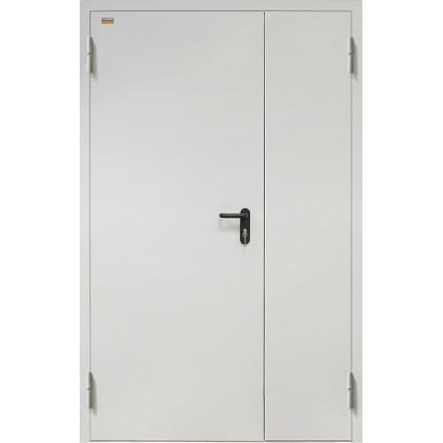 Противопожарная дверь Промет EI-60 двухстворчатая  1250х2050