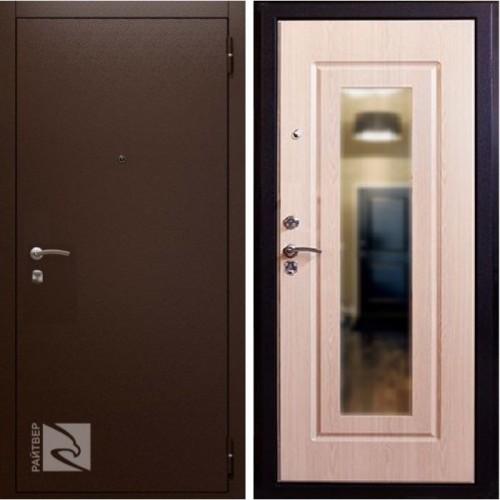 Входная дверь Райтвер К-2 Зеркало внутреннее открывание