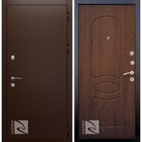 Входная дверь Райтвер К-7 Грецкий орех