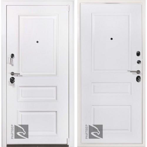 Входная дверь Райтвер Прадо Белый