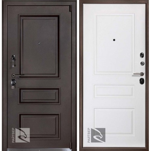 Входная дверь Райтвер Прадо Шоко