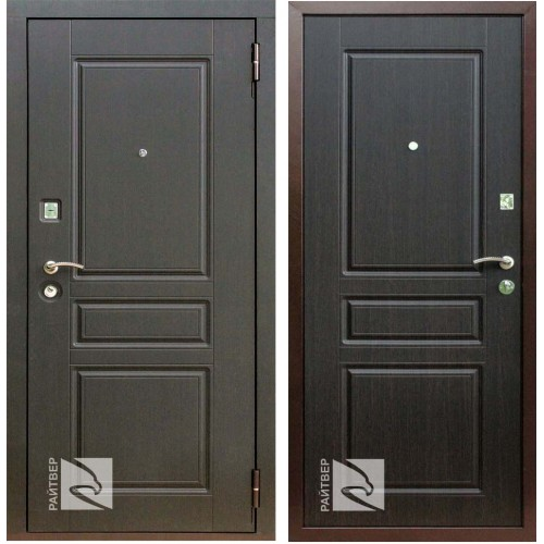 Входная дверь Райтвер Х4 венге