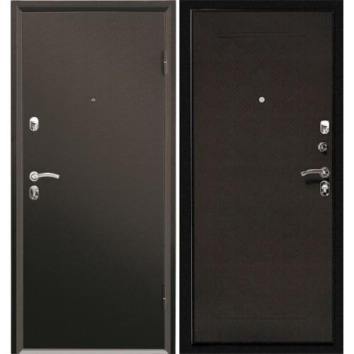 Входная дверь Промет Форте Симпл Венге