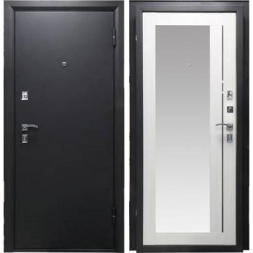 Входная дверь Промет Рефлект Зеркало